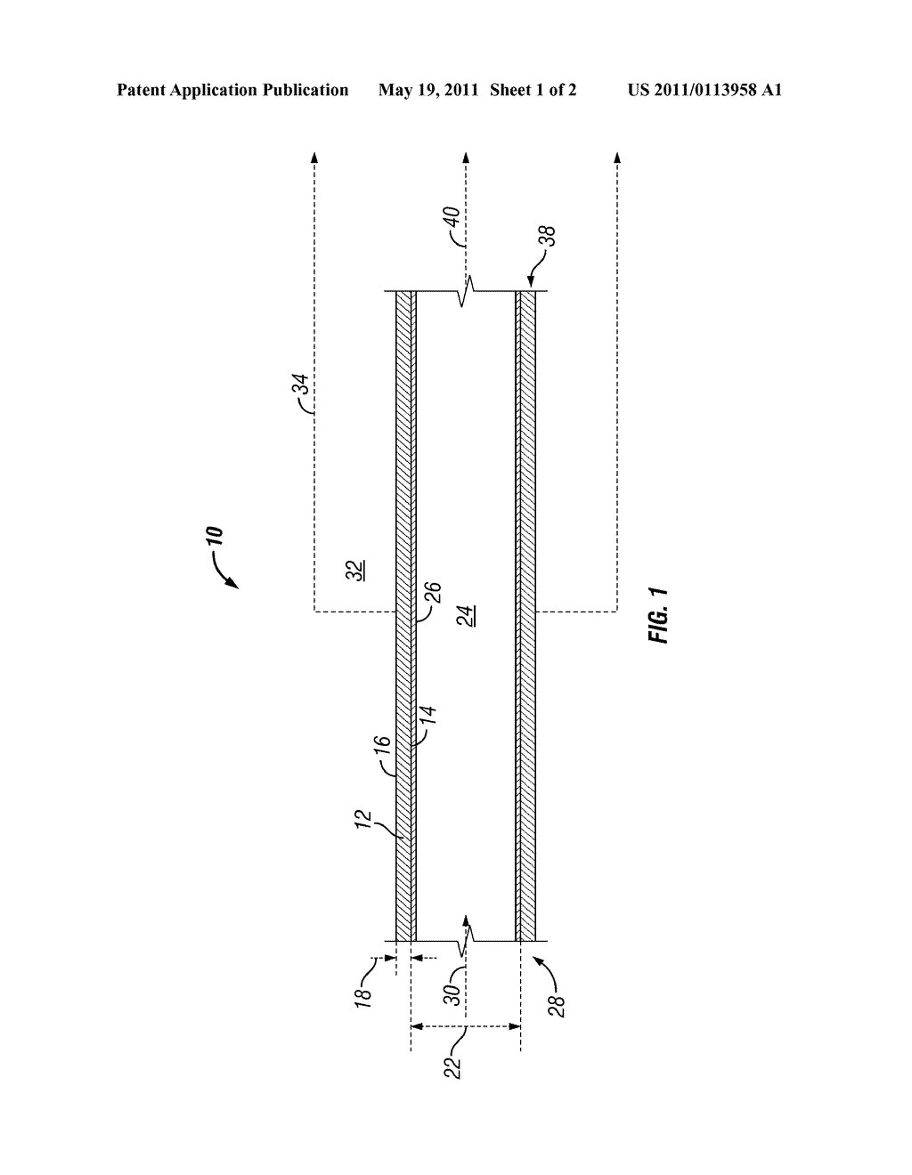 METHOD OF MAKING A HIGH-PERFORMANCE SUPPORTED GAS SEPARATION MOLECULAR SIEVE MEMBRANE USING A SHORTENED CRYSTALLIZATION TIME - diagram, schematic, and image 02