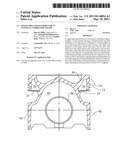 Single Piece Piston Body For An Internal Combustion Engine diagram and image