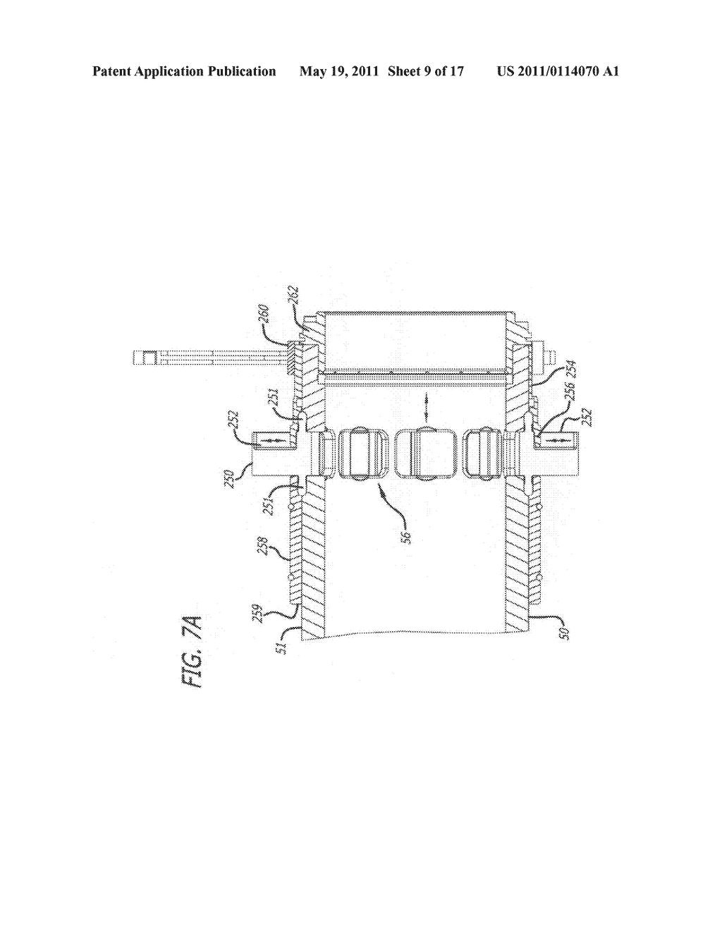 Apparatus and method for controlling swirl in a ported, two-stroke, internal combustion engine - diagram, schematic, and image 10