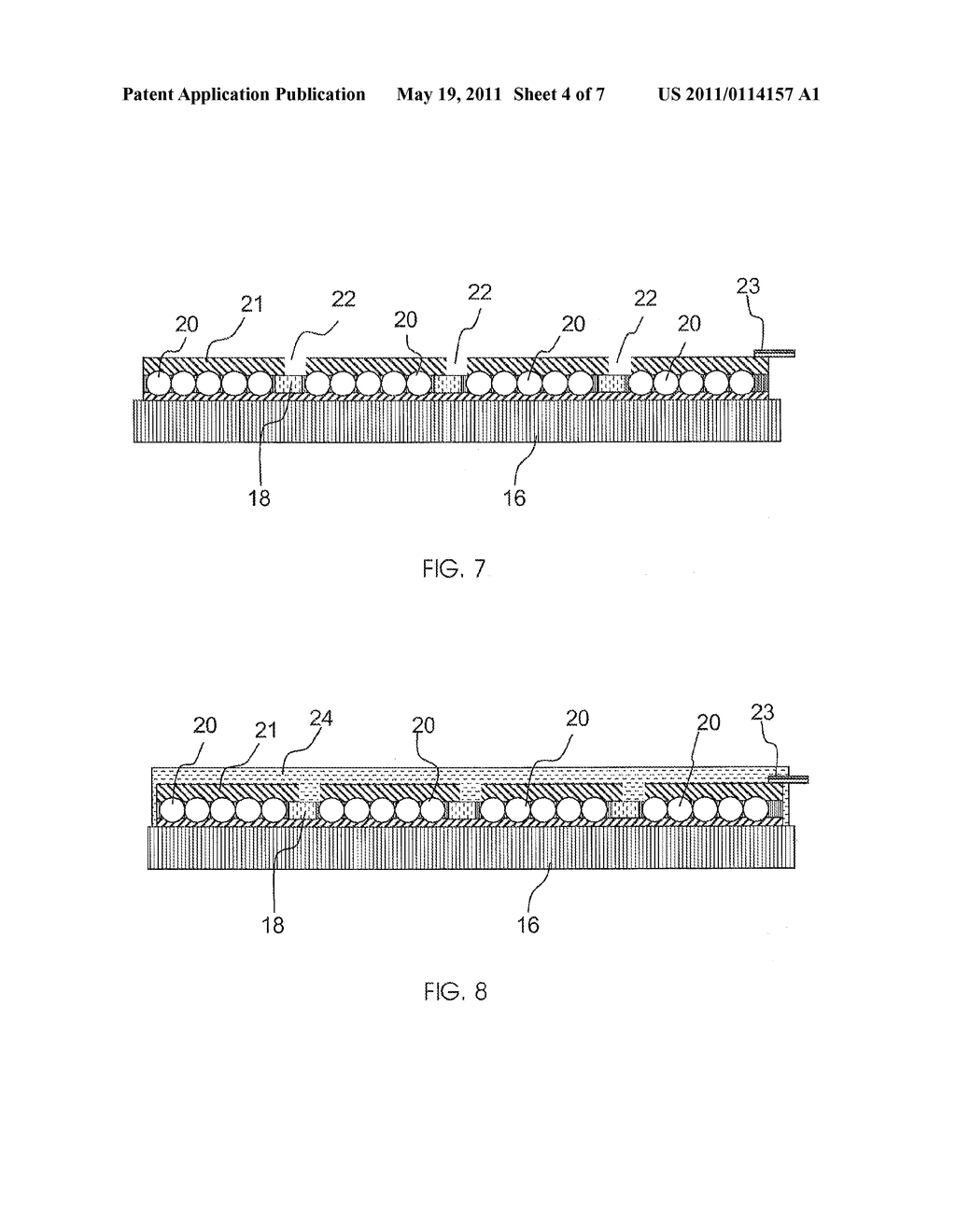 METHOD FOR THE PRODCUTION OF A MONOGRAIN MEMBRANE FOR A SOLAR CELL, MONOGRAIN MEMBRANE, AND SOLAR CELL - diagram, schematic, and image 05