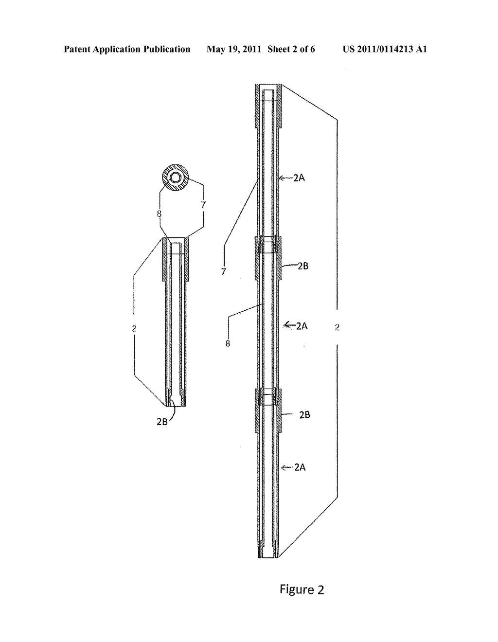 WATER POWERED HYDRAULIC SWAGE SYSTEM AND METHOD FOR WELL CASING REPAIR - diagram, schematic, and image 03