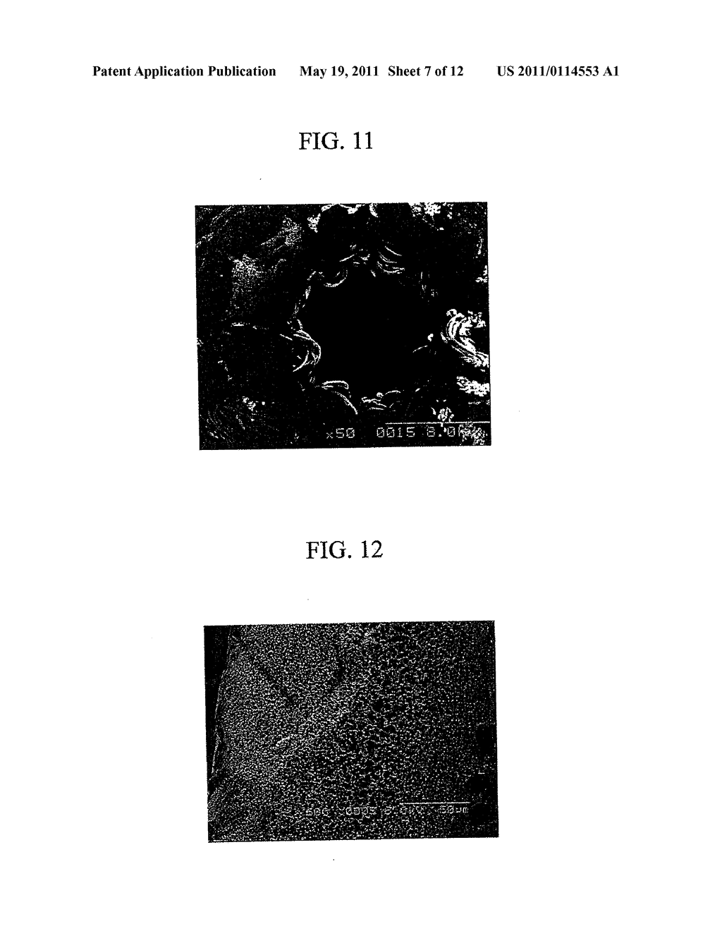 HOLLOW POROUS MEMBRANE AND PROCESS FOR PRODUCING THE SAME - diagram, schematic, and image 08