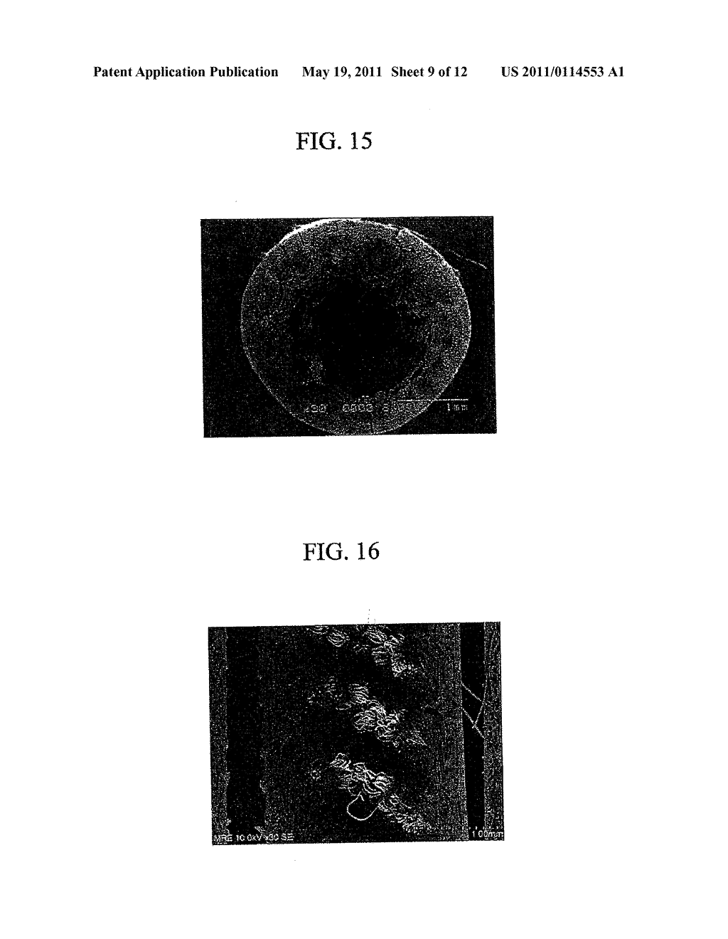 HOLLOW POROUS MEMBRANE AND PROCESS FOR PRODUCING THE SAME - diagram, schematic, and image 10