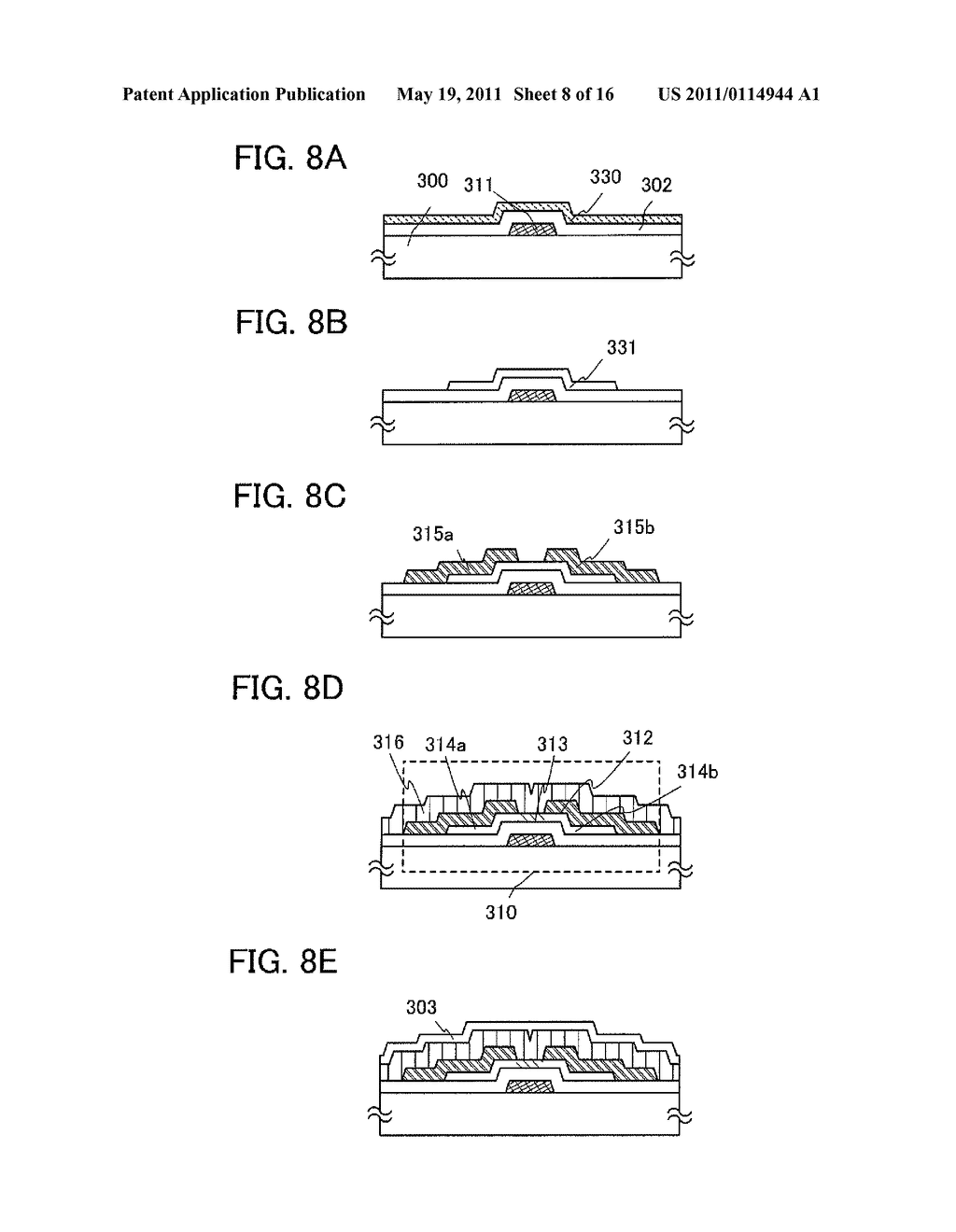 SPUTTERING TARGET AND MANUFACTURING METHOD THEREOF, AND TRANSISTOR - diagram, schematic, and image 09