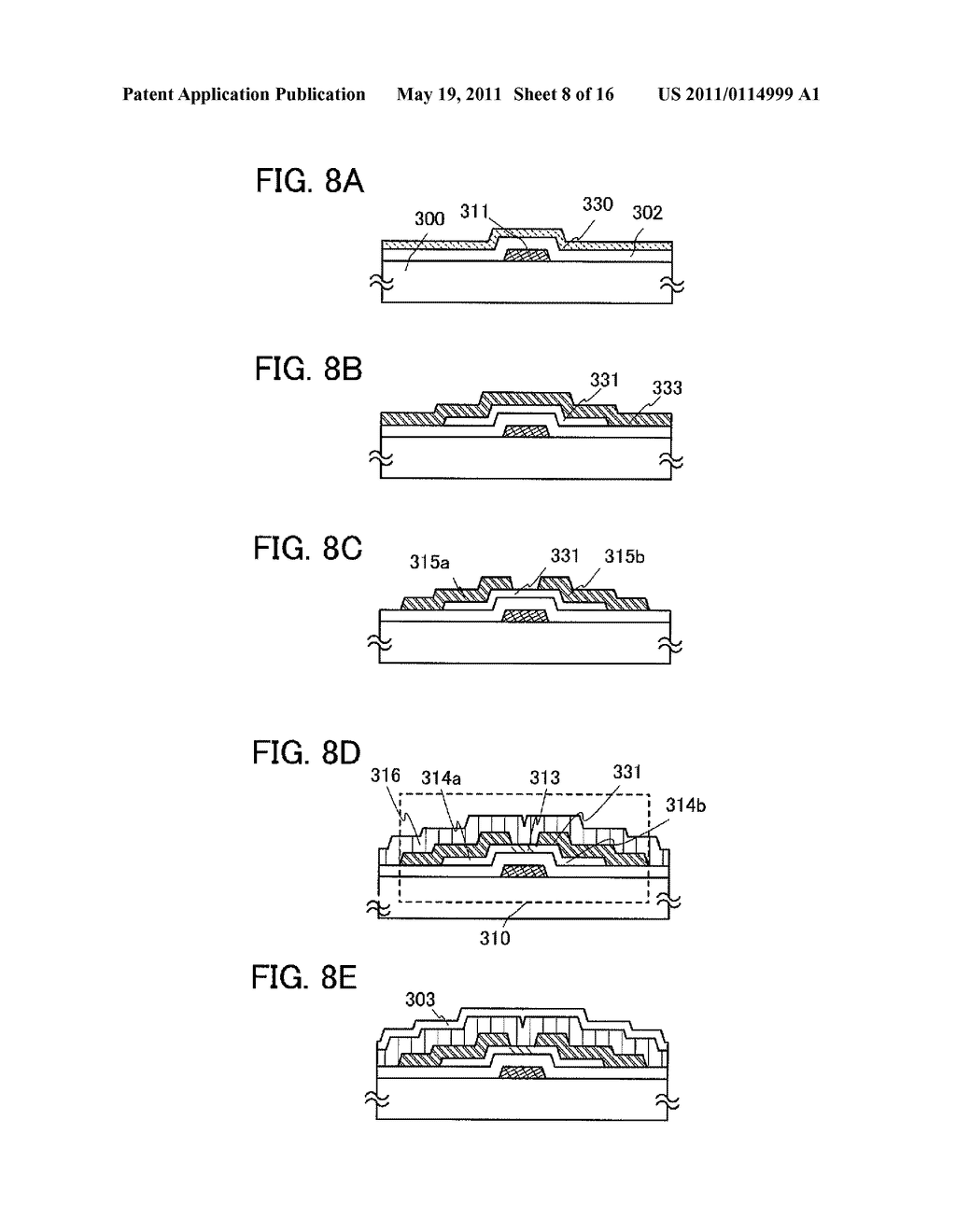 SPUTTERING TARGET AND METHOD FOR MANUFACTURING THE SAME, AND TRANSISTOR - diagram, schematic, and image 09