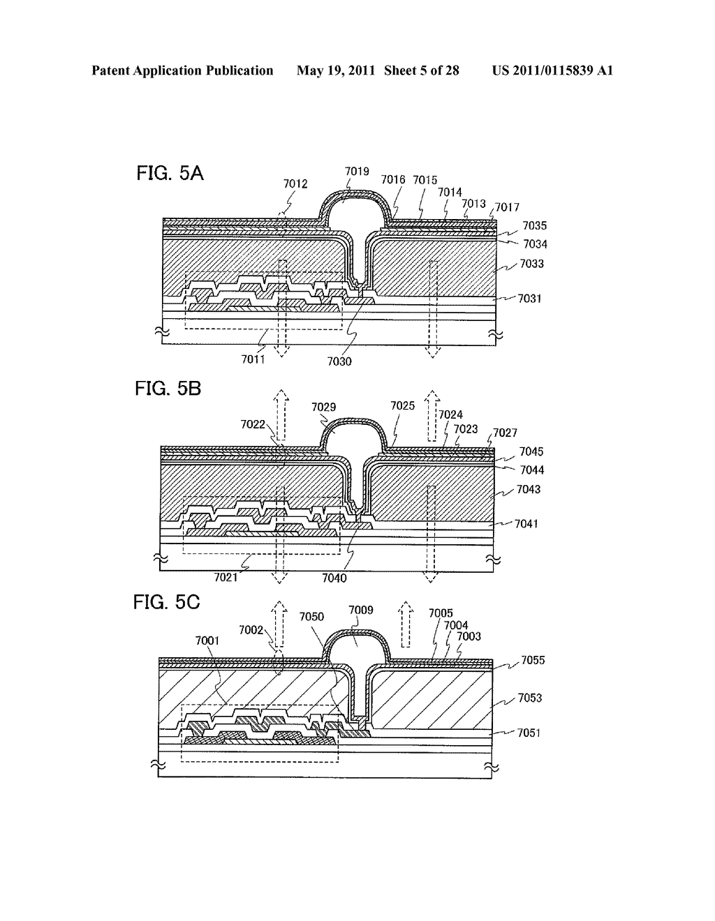 DISPLAY DEVICE AND ELECTRONIC DEVICE INCLUDING THE SAME - diagram, schematic, and image 06