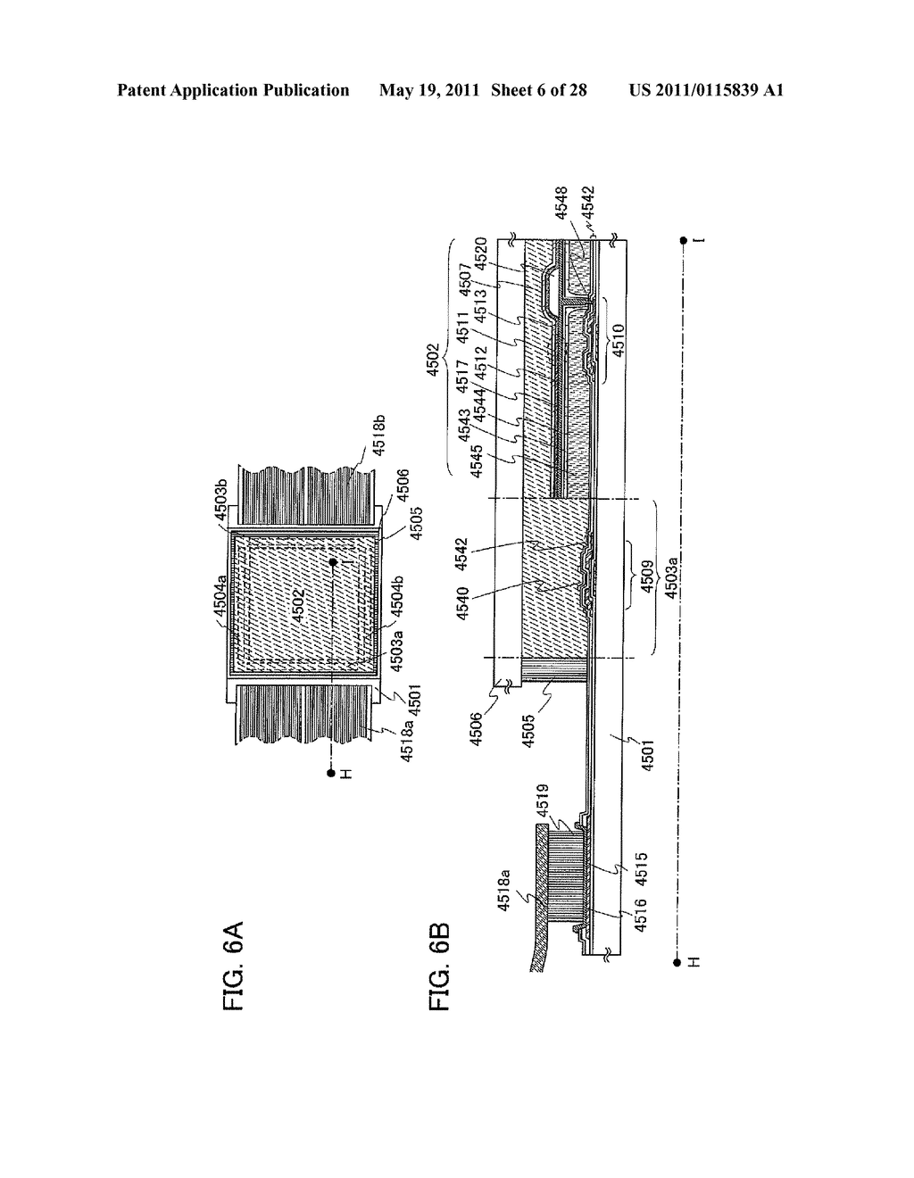 DISPLAY DEVICE AND ELECTRONIC DEVICE INCLUDING THE SAME - diagram, schematic, and image 07