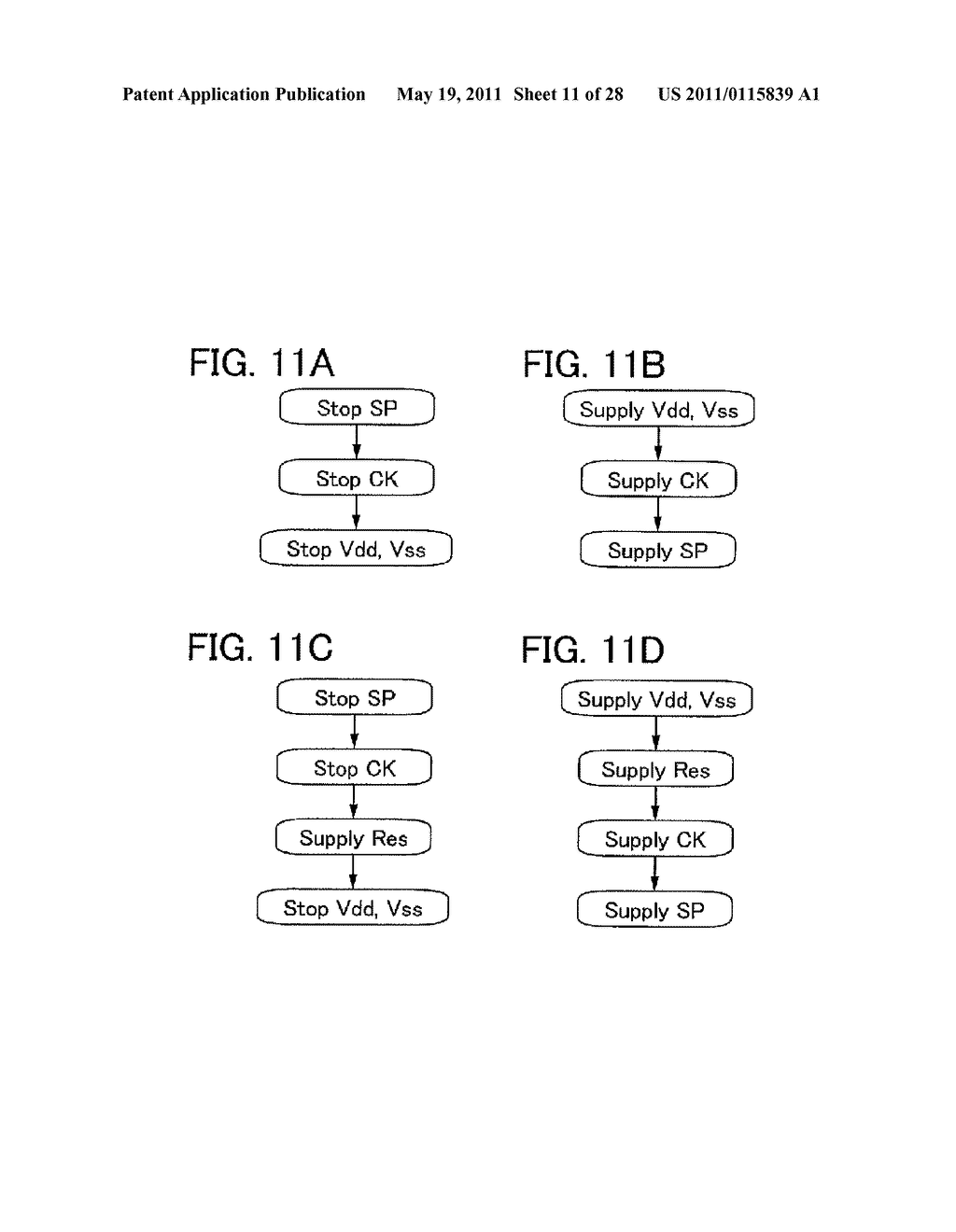 DISPLAY DEVICE AND ELECTRONIC DEVICE INCLUDING THE SAME - diagram, schematic, and image 12