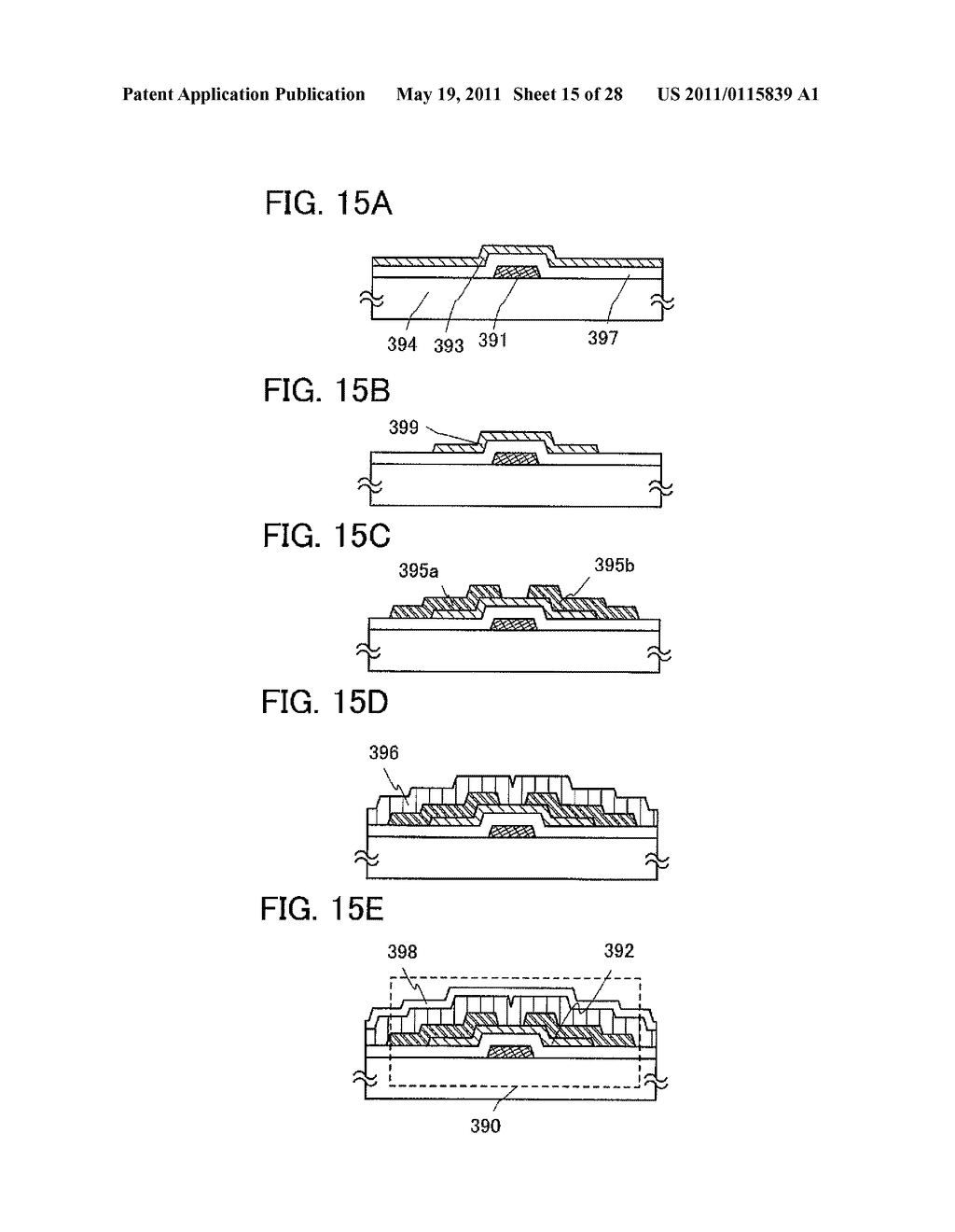 DISPLAY DEVICE AND ELECTRONIC DEVICE INCLUDING THE SAME - diagram, schematic, and image 16