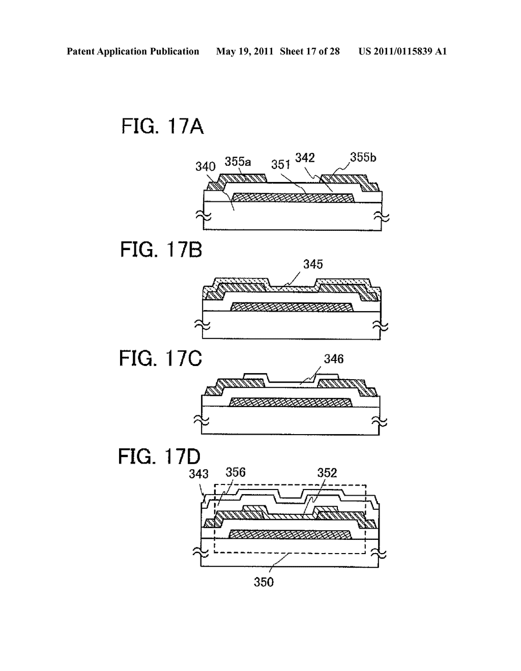 DISPLAY DEVICE AND ELECTRONIC DEVICE INCLUDING THE SAME - diagram, schematic, and image 18