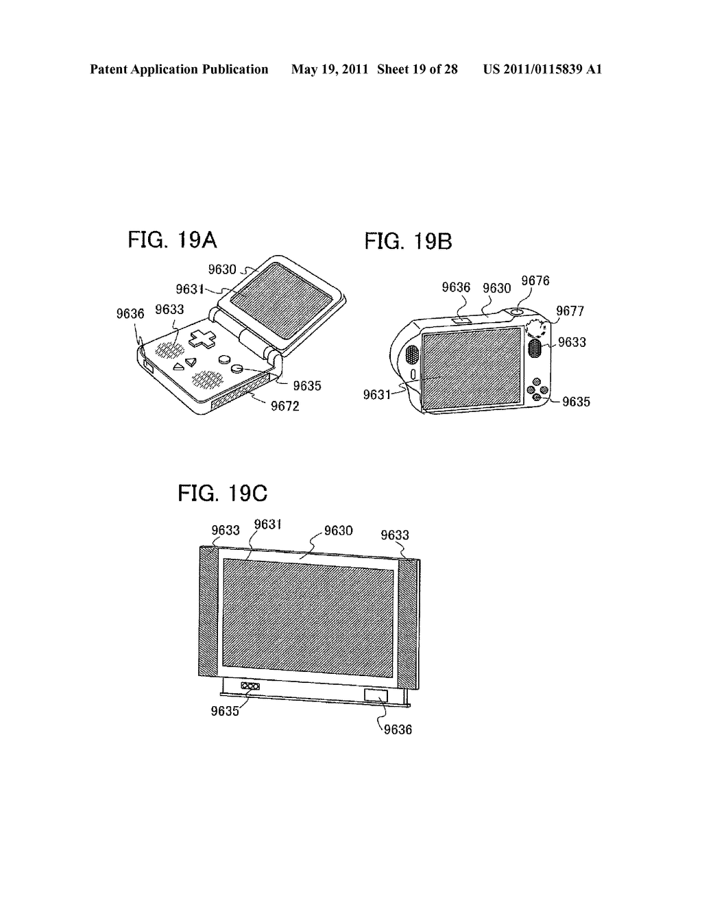 DISPLAY DEVICE AND ELECTRONIC DEVICE INCLUDING THE SAME - diagram, schematic, and image 20