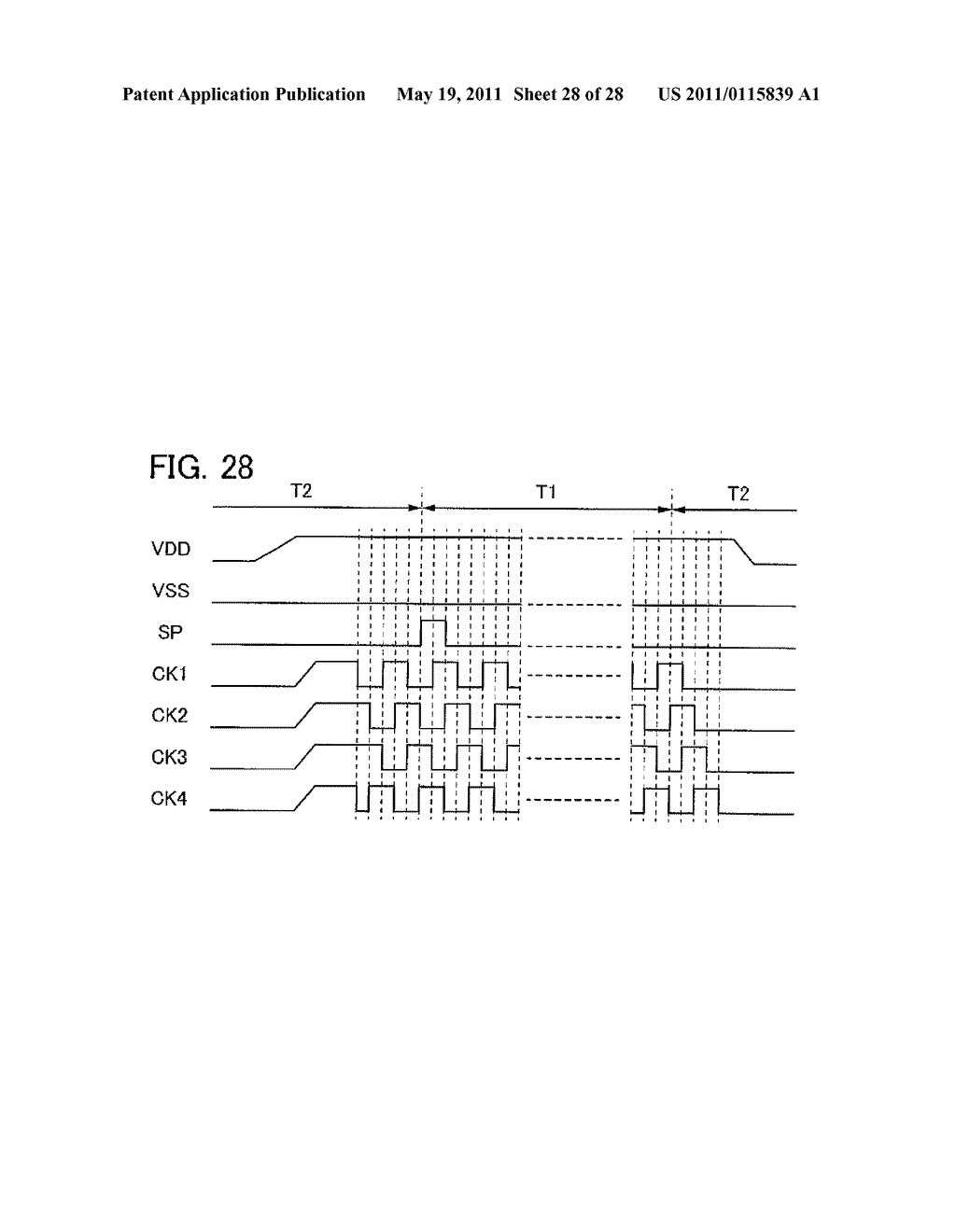 DISPLAY DEVICE AND ELECTRONIC DEVICE INCLUDING THE SAME - diagram, schematic, and image 29