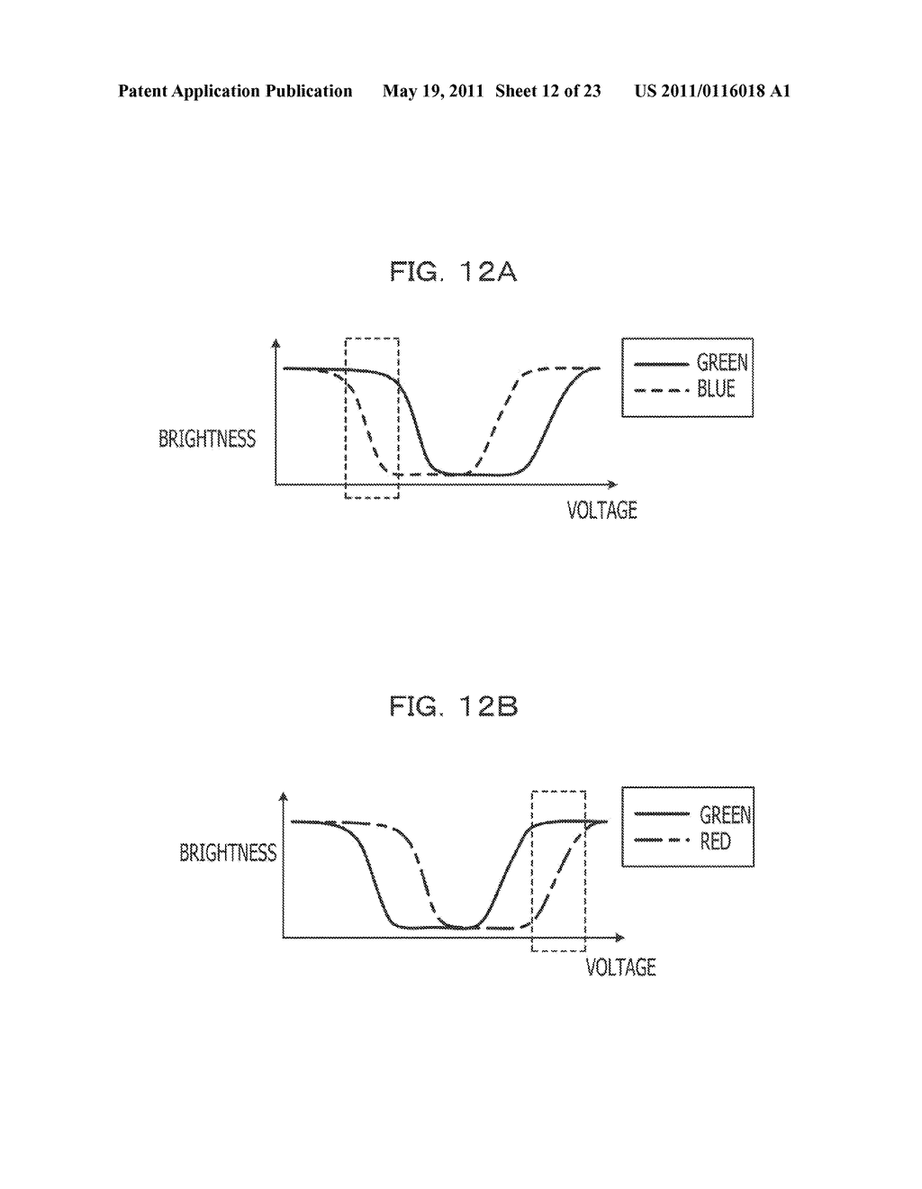 LIQUID CRYSTAL DISPLAY ELEMENT - diagram, schematic, and image 13