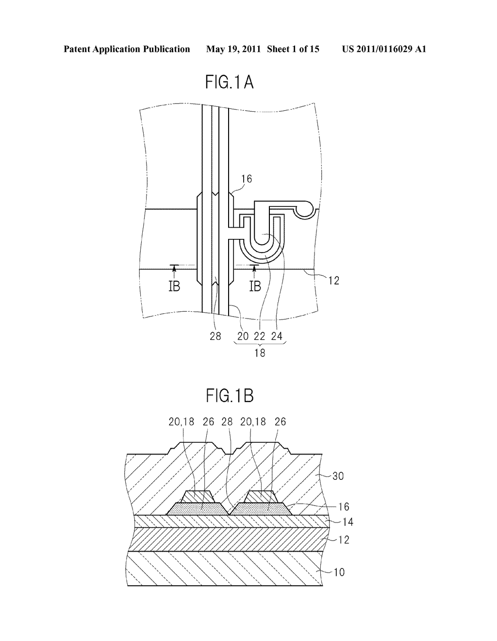 LIQUID CRYSTAL DISPLAY DEVICE AND MANUFACTURING METHOD THEREFOR - diagram, schematic, and image 02