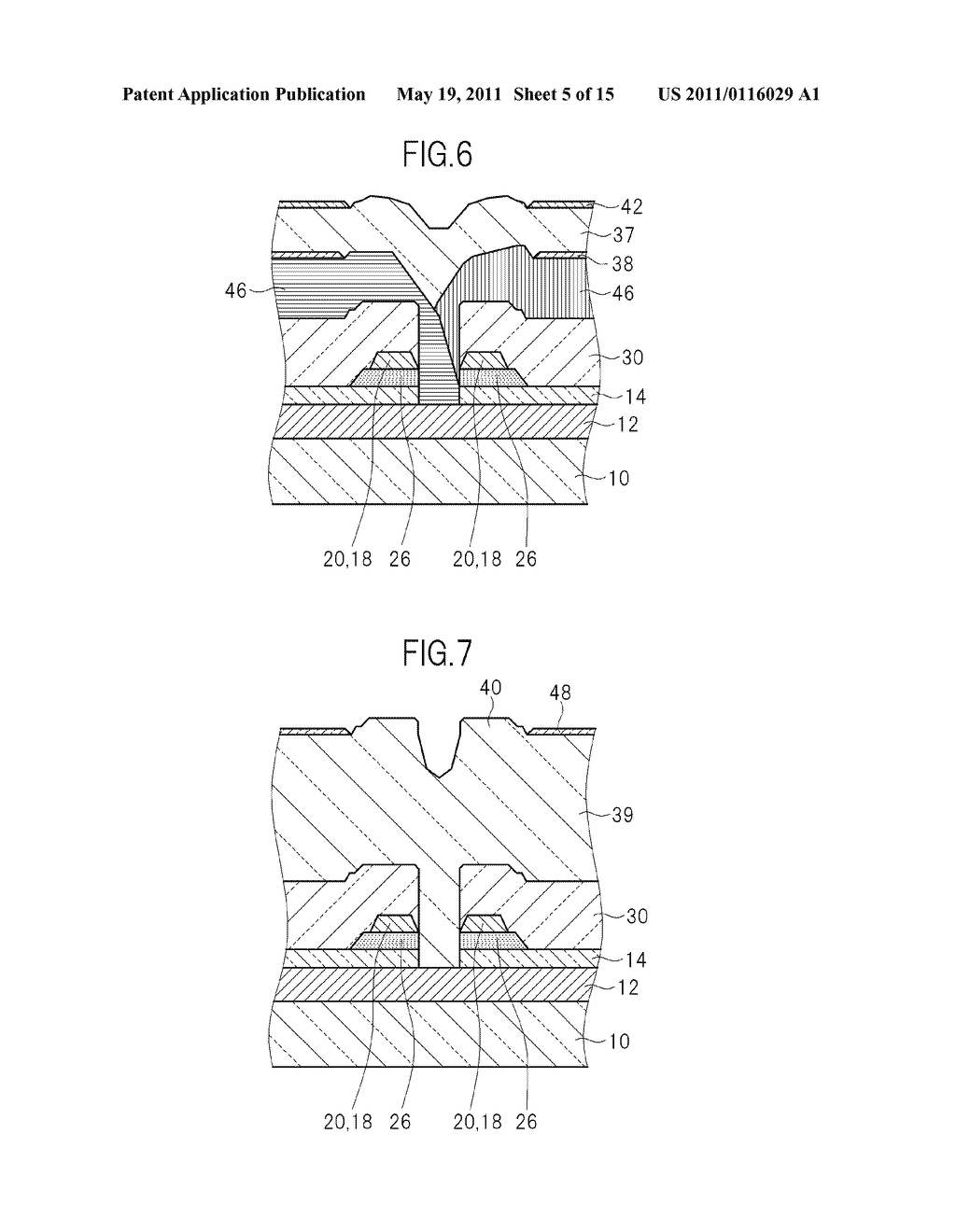 LIQUID CRYSTAL DISPLAY DEVICE AND MANUFACTURING METHOD THEREFOR - diagram, schematic, and image 06