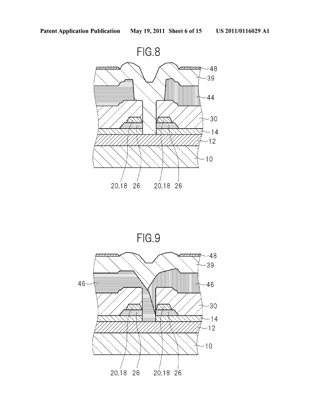 LIQUID CRYSTAL DISPLAY DEVICE AND MANUFACTURING METHOD THEREFOR - diagram, schematic, and image 07