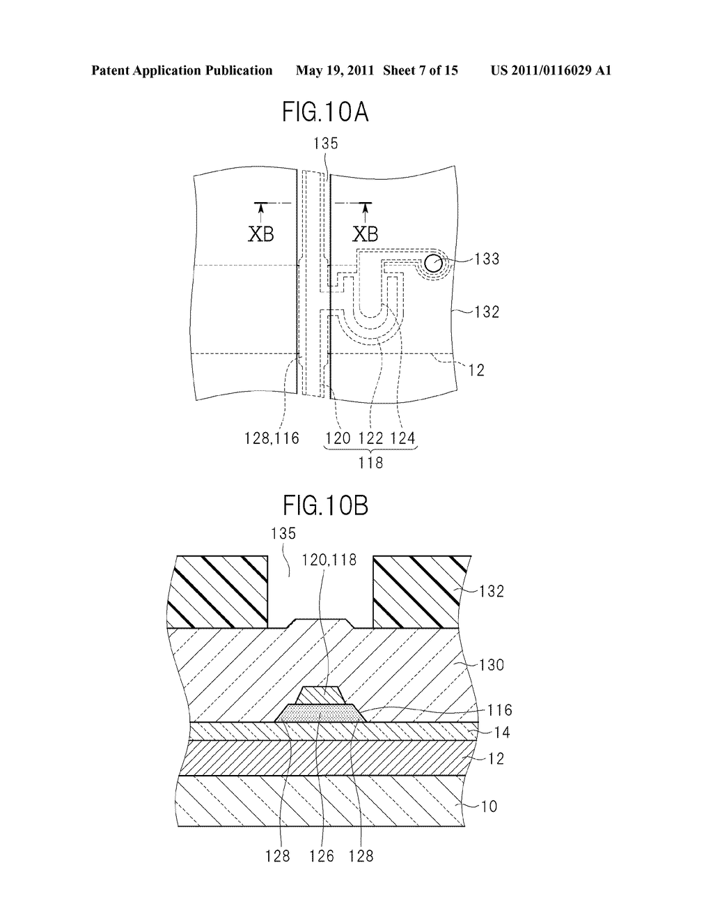 LIQUID CRYSTAL DISPLAY DEVICE AND MANUFACTURING METHOD THEREFOR - diagram, schematic, and image 08