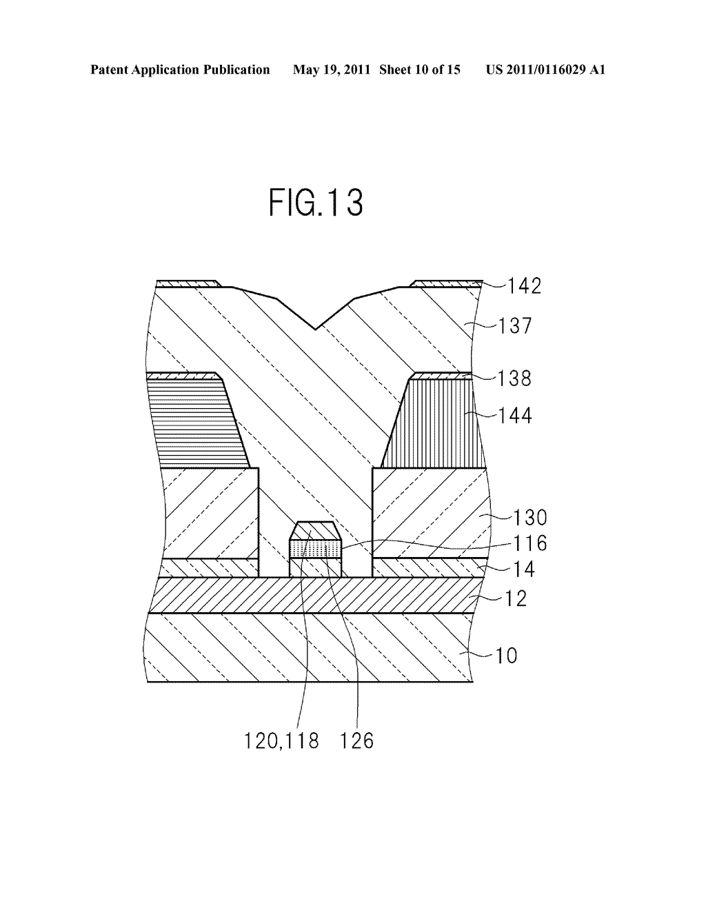 LIQUID CRYSTAL DISPLAY DEVICE AND MANUFACTURING METHOD THEREFOR - diagram, schematic, and image 11