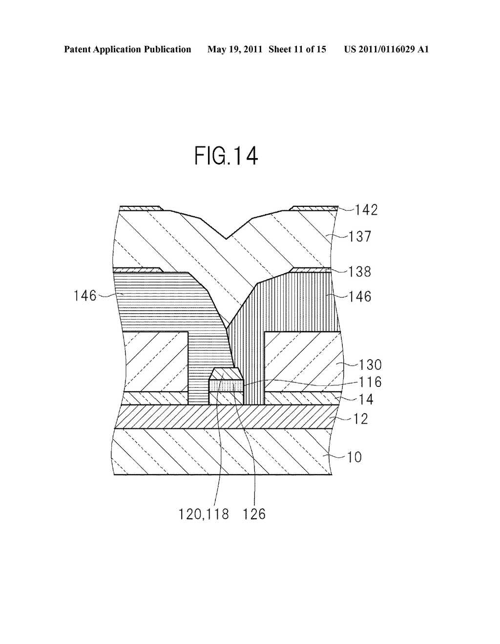 LIQUID CRYSTAL DISPLAY DEVICE AND MANUFACTURING METHOD THEREFOR - diagram, schematic, and image 12