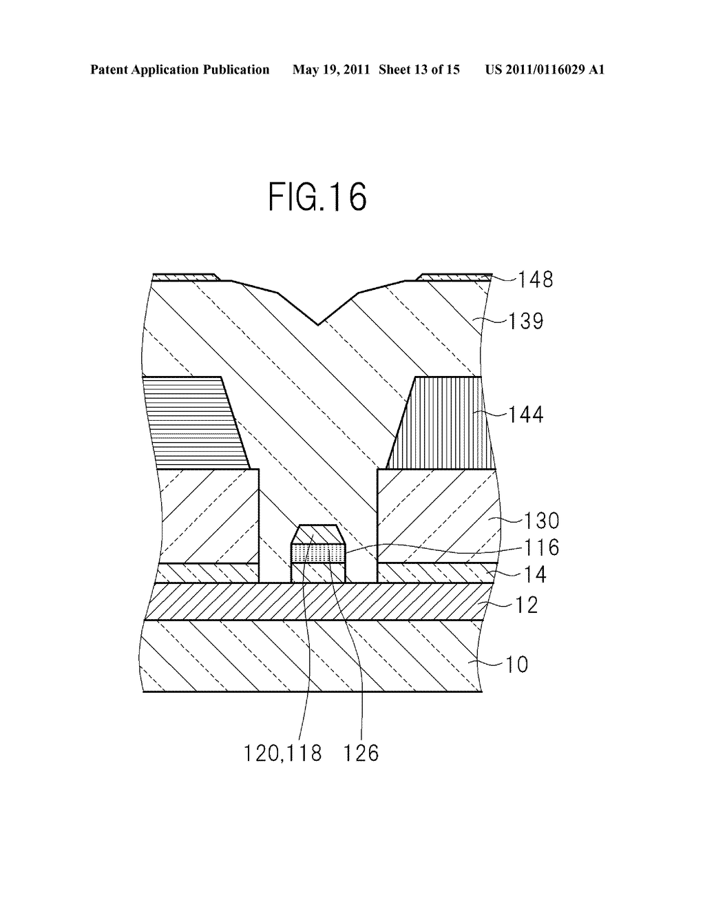 LIQUID CRYSTAL DISPLAY DEVICE AND MANUFACTURING METHOD THEREFOR - diagram, schematic, and image 14