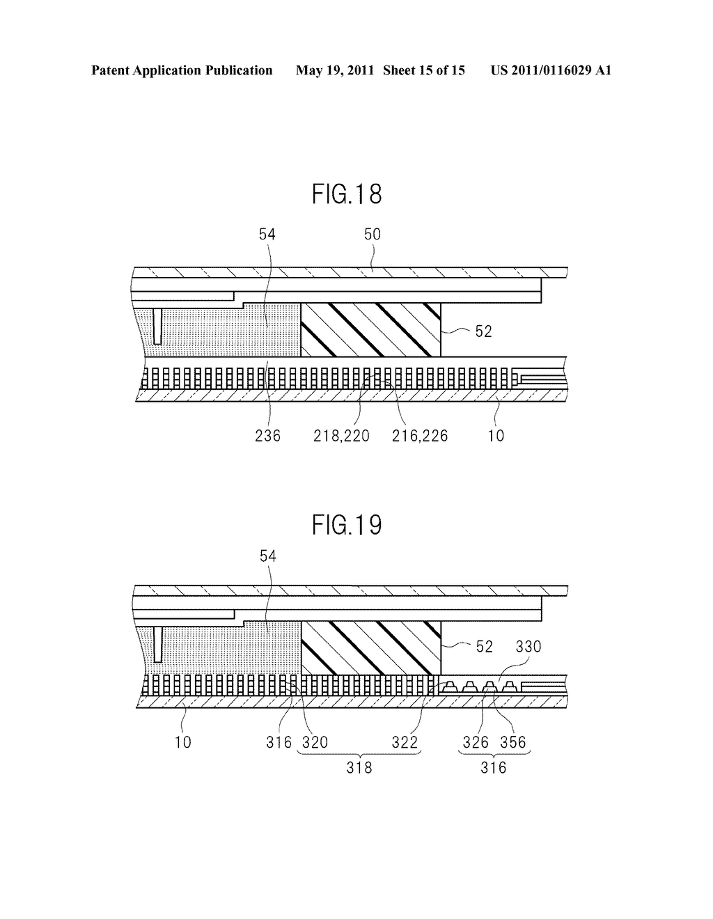 LIQUID CRYSTAL DISPLAY DEVICE AND MANUFACTURING METHOD THEREFOR - diagram, schematic, and image 16