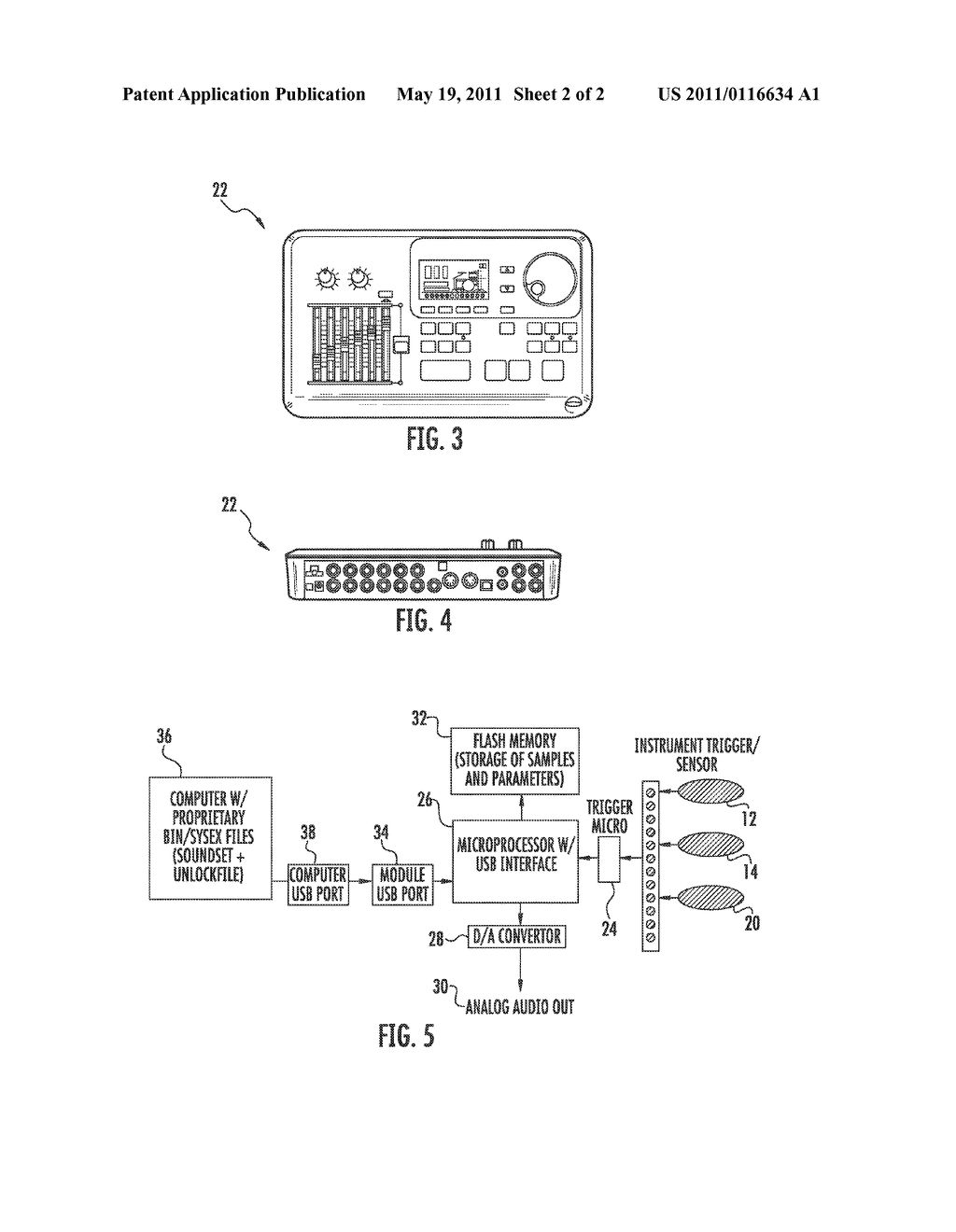 METHOD AND SYSTEM FOR INSTALLING SOUND SETS ON ELECTRONIC INSTRUMENTS - diagram, schematic, and image 03