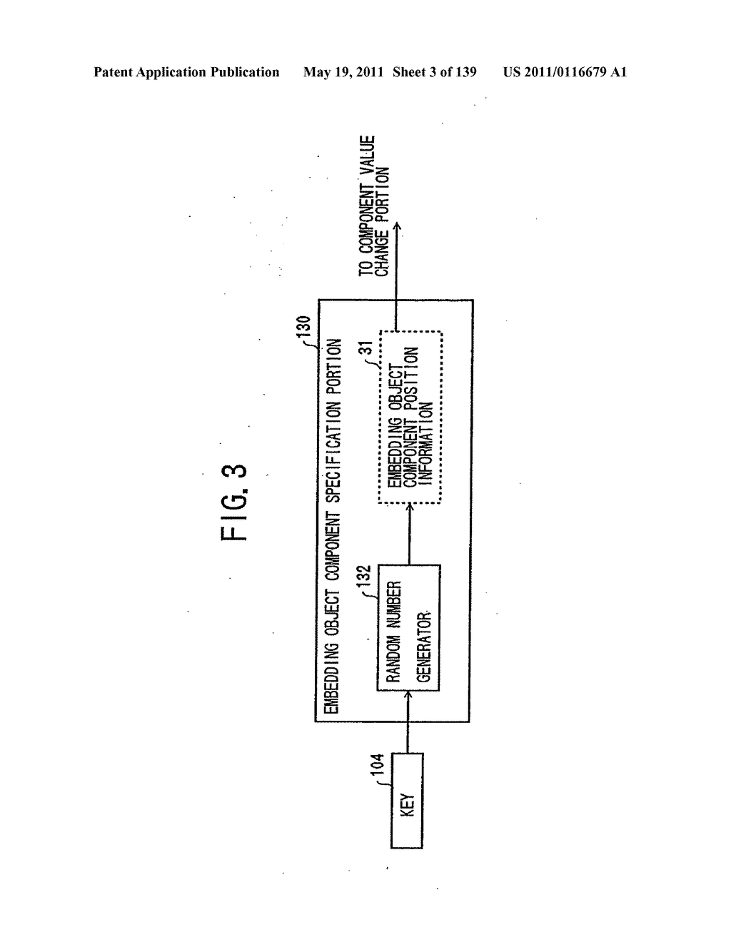 Digital watermark embedding method, digital watermark embedding apparatus, and storage medium storing a digital watermark embedding program - diagram, schematic, and image 04