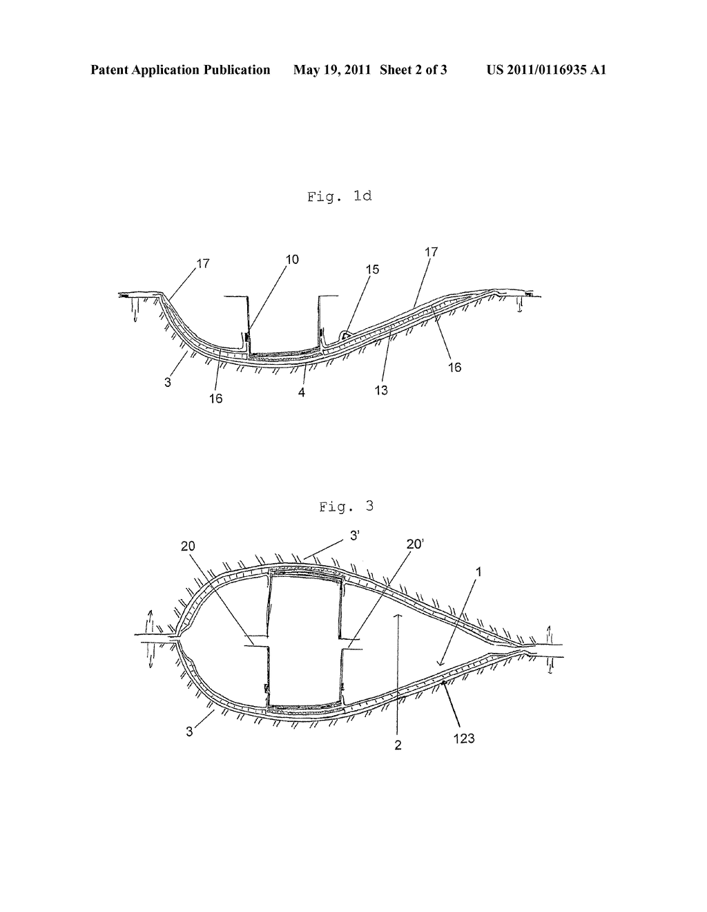 METHOD OF MANUFACTURING A TURBINE BLADE HALF, A TURBINE BLADE HALF, A METHOD OF MANUFACTURING A TURBINE BLADE, AND A TURBINE BLADE - diagram, schematic, and image 03