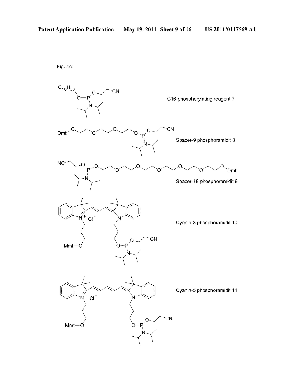 POLYMIDE NUCLEIC ACID DERIVATIVES, AND AGENTS AND PROCESSES FOR PREPARING THEM - diagram, schematic, and image 10