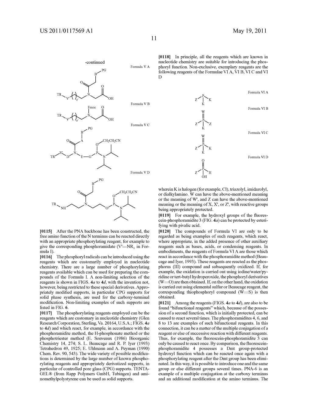 POLYMIDE NUCLEIC ACID DERIVATIVES, AND AGENTS AND PROCESSES FOR PREPARING THEM - diagram, schematic, and image 28
