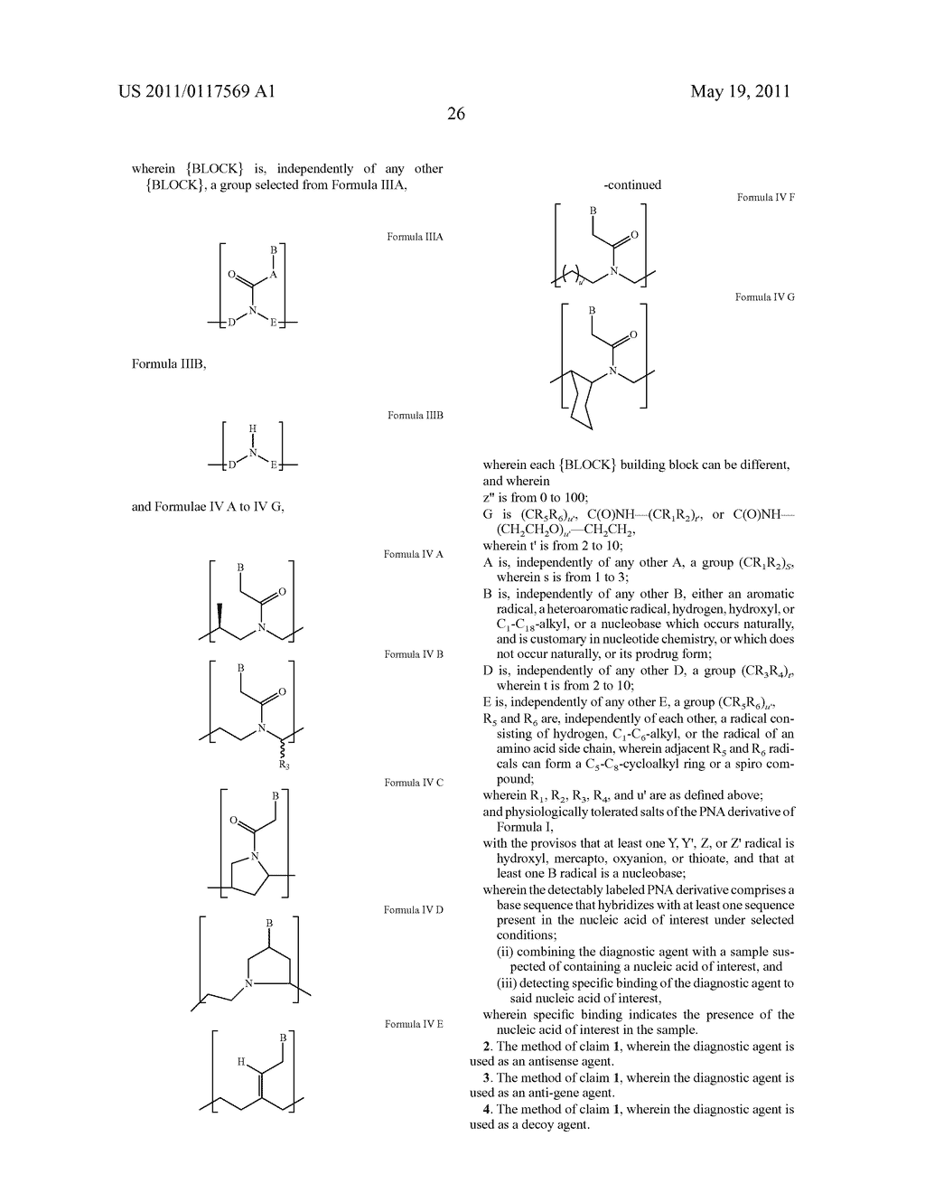 POLYMIDE NUCLEIC ACID DERIVATIVES, AND AGENTS AND PROCESSES FOR PREPARING THEM - diagram, schematic, and image 43