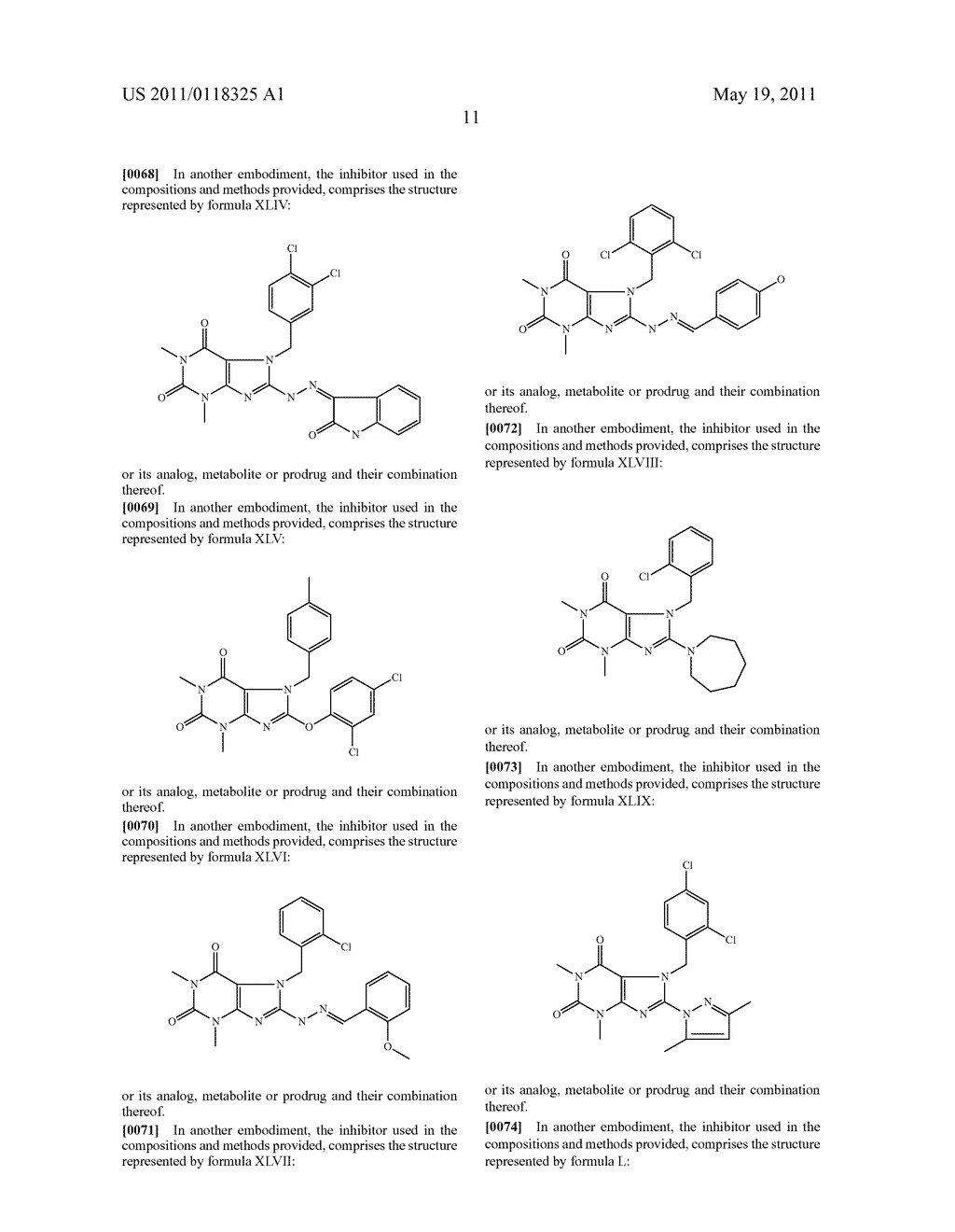 REL INHIBITORS AND METHODS OF USE THEREOF - diagram, schematic, and image 17
