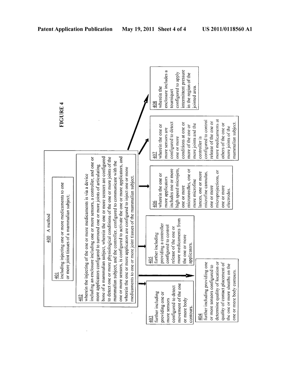Device, system, and method for targeted delivery of anti-inflammatory medicaments to a mammalian subject - diagram, schematic, and image 05