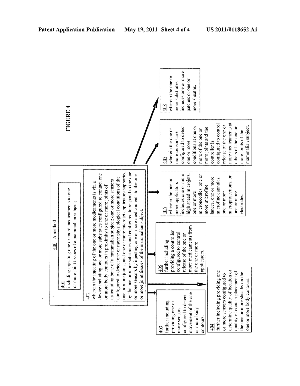 Device,system, and method for targeted delivery of anti-inflammatory medicaments to a mammalian subject - diagram, schematic, and image 05