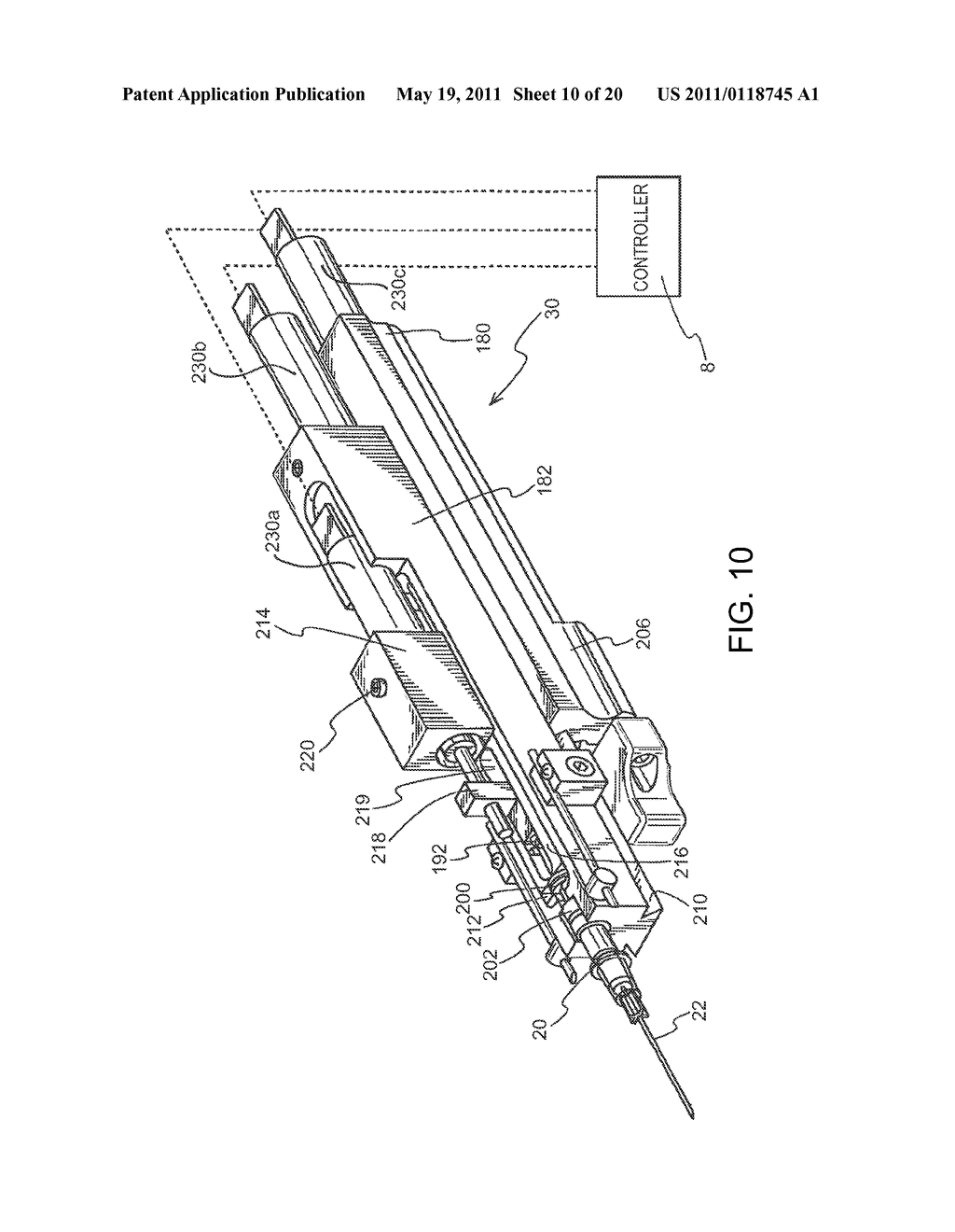 METHODS, SYSTEMS AND APPARATUS FOR RELIEVING PRESSURE IN AN ORGAN - diagram, schematic, and image 11