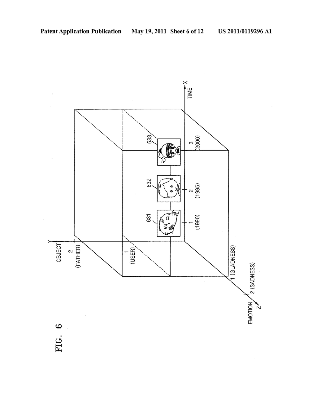 METHOD AND APPARATUS FOR DISPLAYING DATA - diagram, schematic, and image 07
