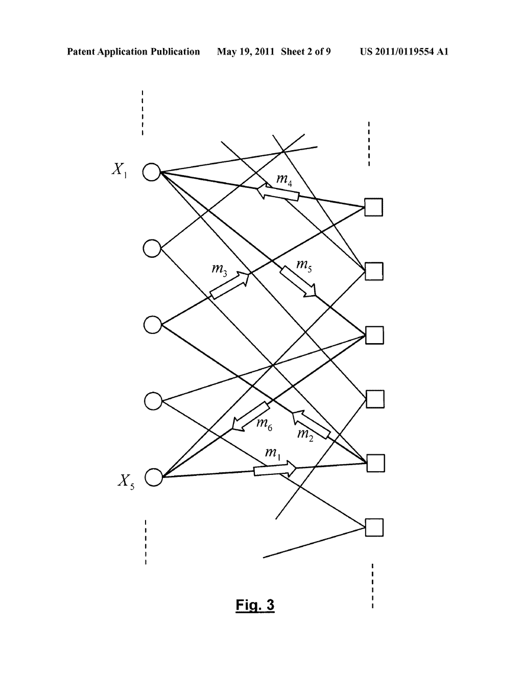 METHOD FOR TRANSMITTING NON-BINARY CODES AND DECODING THE SAME - diagram, schematic, and image 03