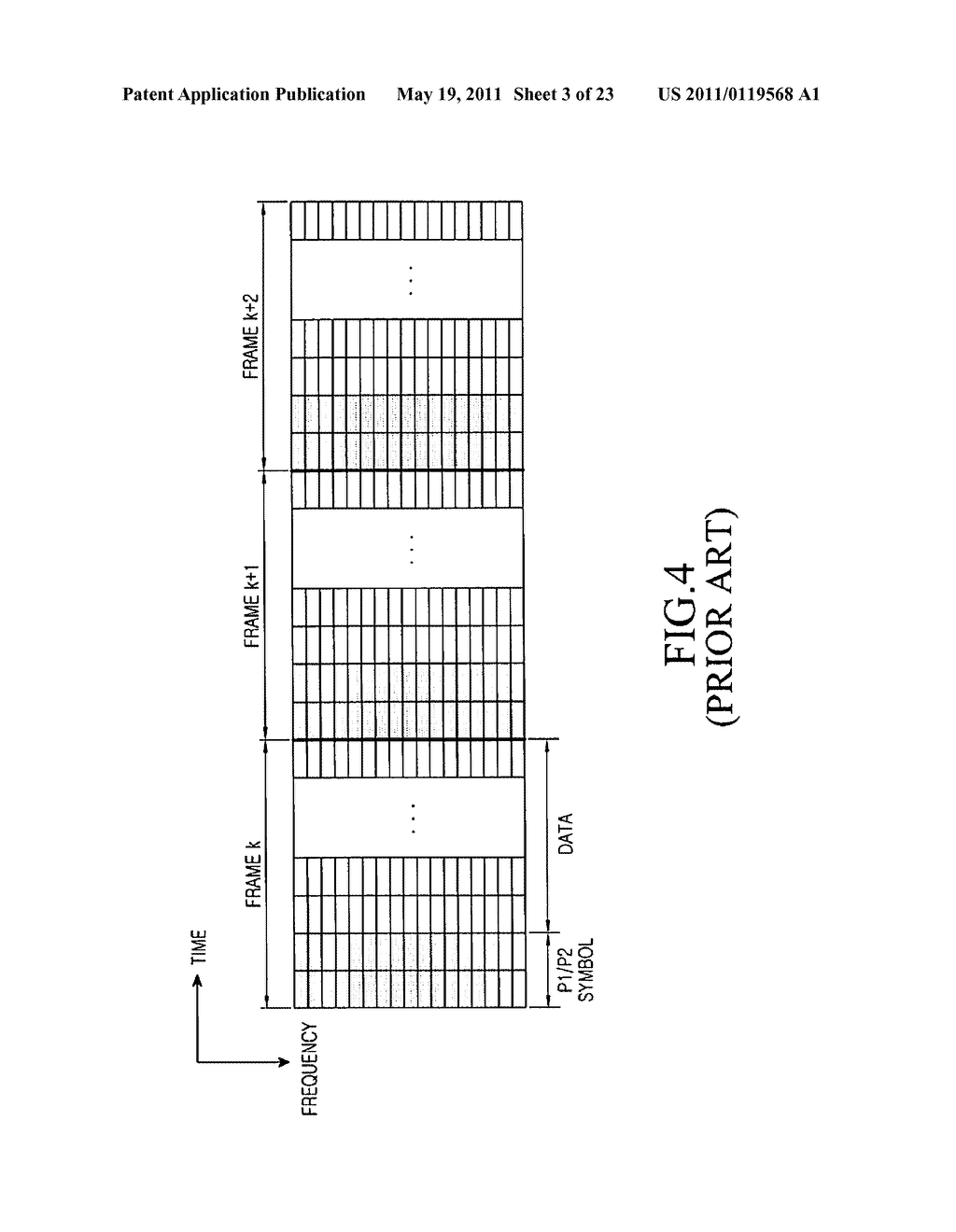 METHOD AND APPARATUS FOR TRANSMITTING AND RECEIVING DATA IN A COMMUNICATION SYSTEM - diagram, schematic, and image 04