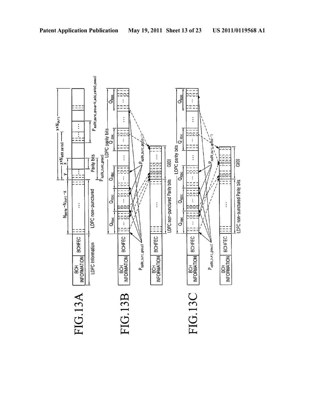 METHOD AND APPARATUS FOR TRANSMITTING AND RECEIVING DATA IN A COMMUNICATION SYSTEM - diagram, schematic, and image 14