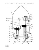 Watercraft steering mechanism and trimmer diagram and image