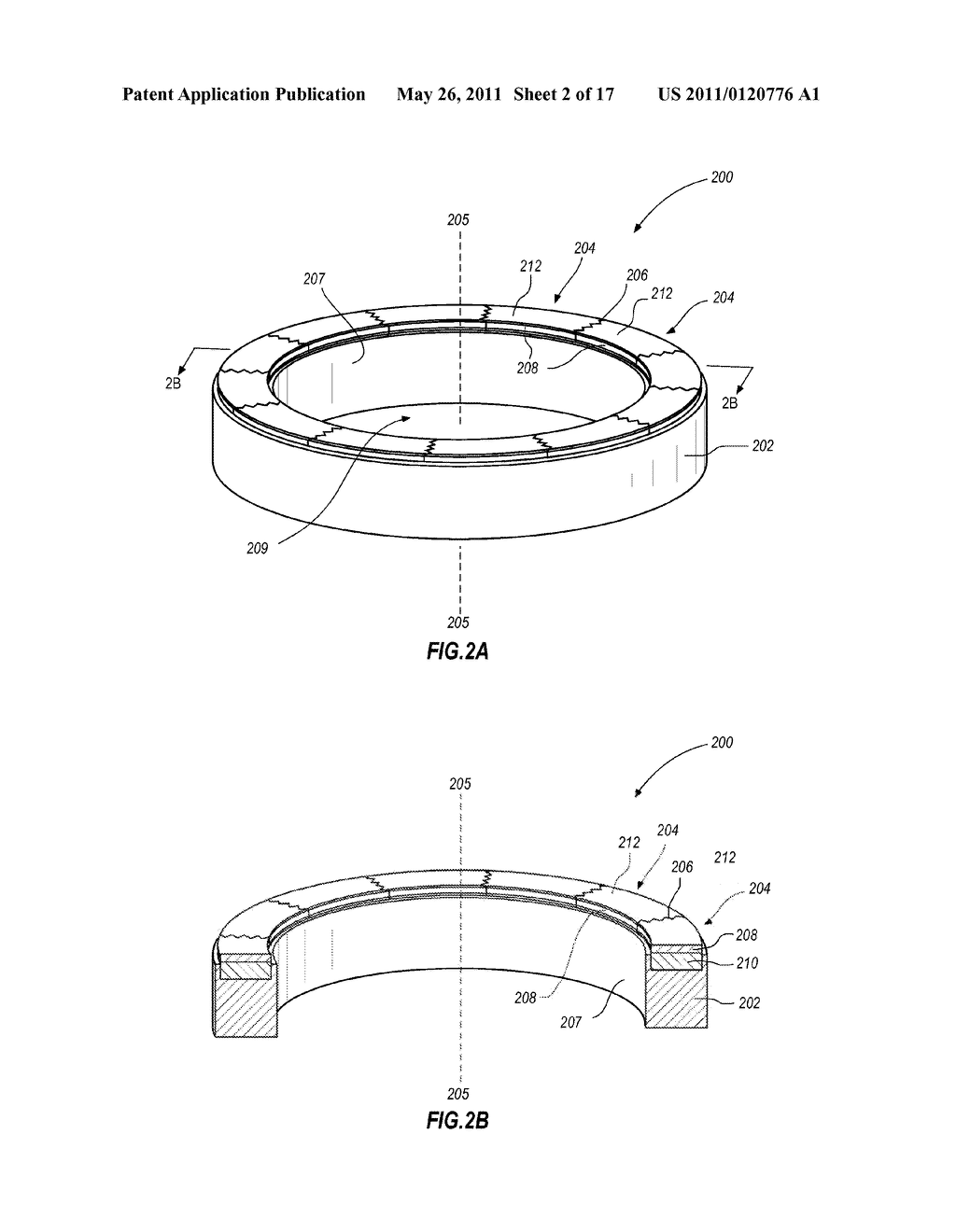 HYDRODYNAMIC BEARING ASSEMBLIES, AND HYDRODYNAMIC BEARING APPARATUSES AND MOTOR ASSEMBLIES USING SAME - diagram, schematic, and image 03