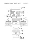 Card activated cash dispensing automated banking machine system and method diagram and image