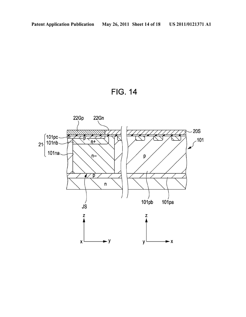 SOLID-STATE IMAGING DEVICE, METHOD OF MANUFACTURING SAME, AND ELECTRONIC APPARATUS - diagram, schematic, and image 15