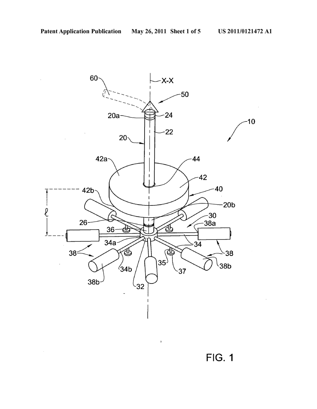 AERATION DEVICE FOR THE INTRODUCTION OF GAS BUBBLES INTO A LIQUID MEDIUM - diagram, schematic, and image 02
