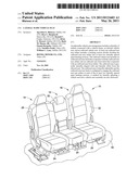 LATERAL SLIDE VEHICLE SEAT diagram and image