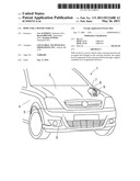 BODY FOR A MOTOR VEHICLE diagram and image