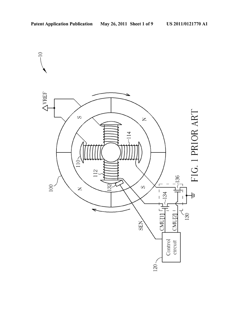 Method And Device For Driving A Two Phase Brushless Motor Diagram Circuit Schematic Image 02