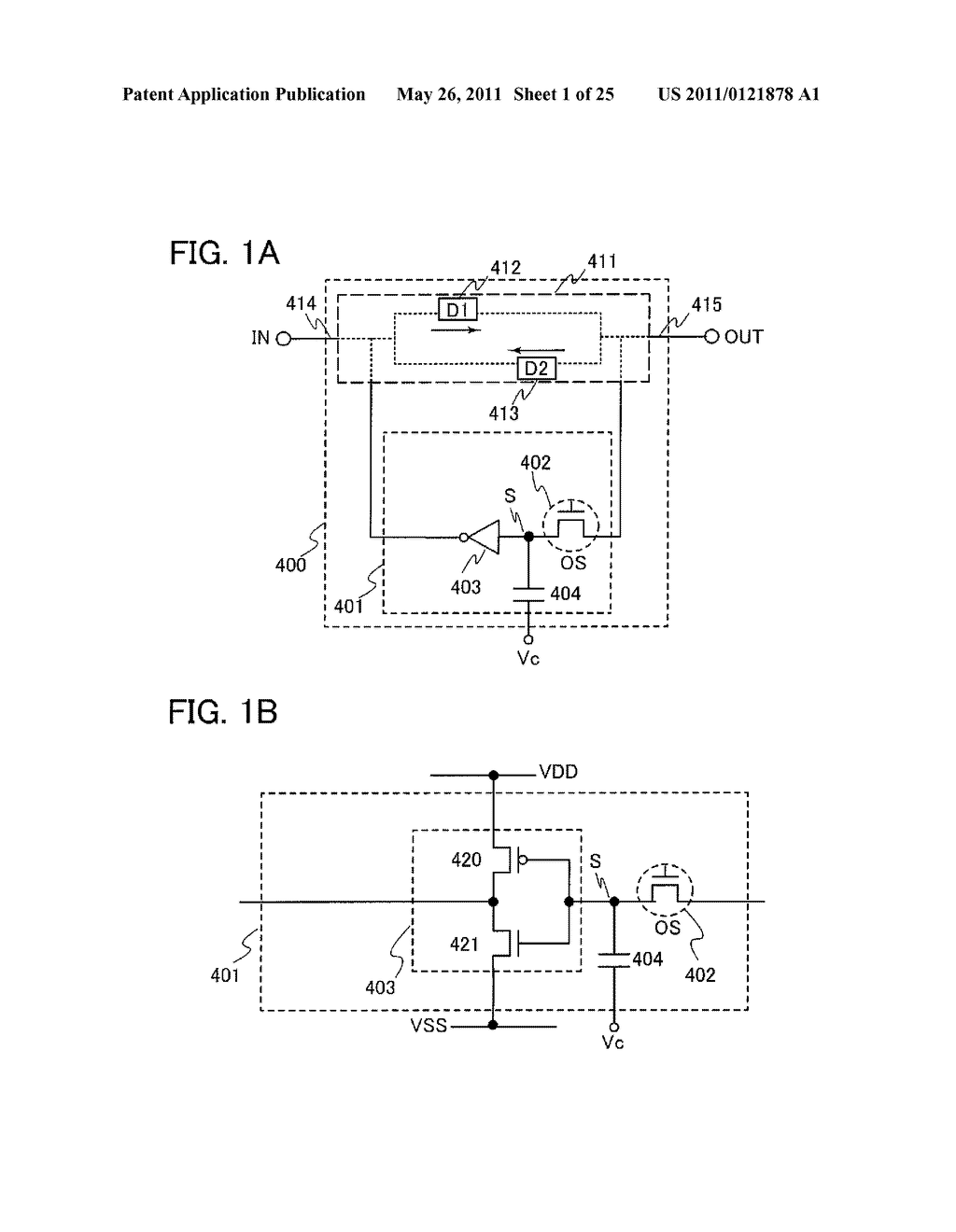 NONVOLATILE LATCH CIRCUIT AND LOGIC CIRCUIT, AND SEMICONDUCTOR DEVICE USING THE SAME - diagram, schematic, and image 02