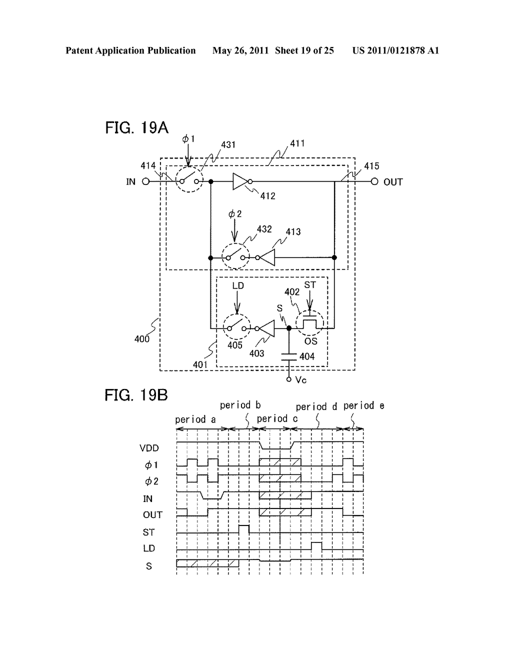 NONVOLATILE LATCH CIRCUIT AND LOGIC CIRCUIT, AND SEMICONDUCTOR DEVICE USING THE SAME - diagram, schematic, and image 20