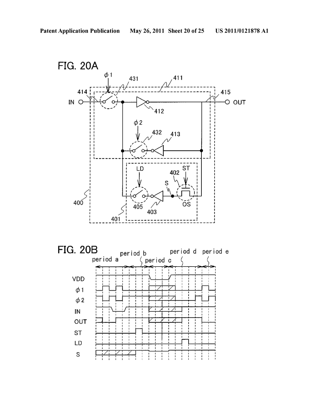 NONVOLATILE LATCH CIRCUIT AND LOGIC CIRCUIT, AND SEMICONDUCTOR DEVICE USING THE SAME - diagram, schematic, and image 21